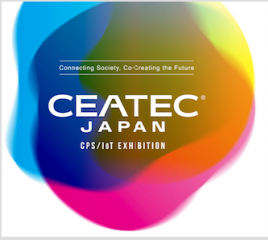 CEATEC event with DASSAULT SYSTEMES
